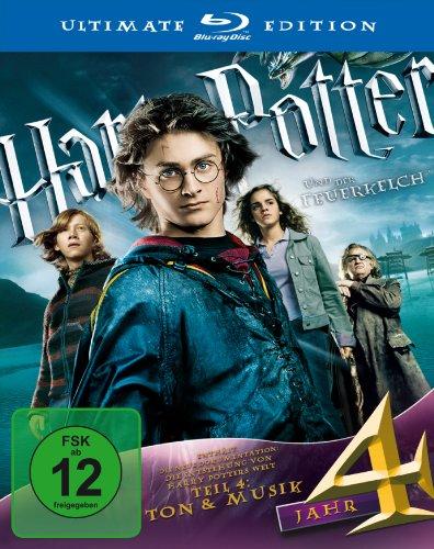 Harry Potter und der Feuerkelch (Ultimate Edition) [Blu-ray]