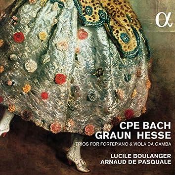 Trios for Fortepiano & Viola da Gamba