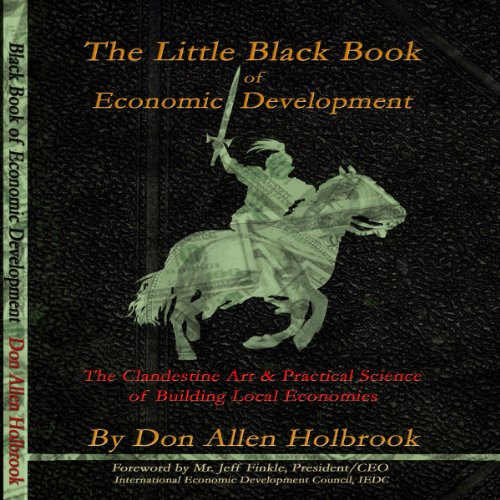 The Little Black Book of Economic Development audiobook cover art