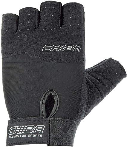 7 Blau Chiba Erwachsenen Handschuhe Fahrradhandschuh Trainingshandschuh Gr.S