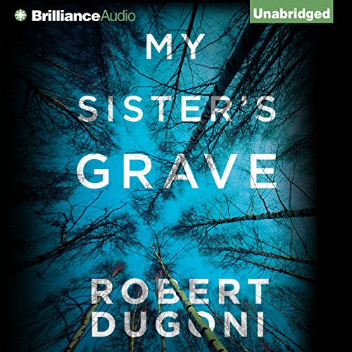 My Sister's Grave audiobook cover art