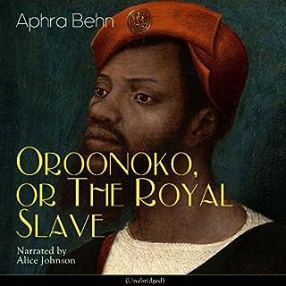 Oroonoko, or the Royal Slave audiobook cover art