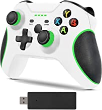 Wireless Controller for Xbox One,2.4GHZ Gamepad...