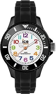 Ice-Watch - ICE mini Black - Boy's wristwatch with silicon strap - 000785 (Extra Small)