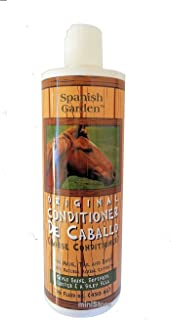 Original Horse Conditioner De Caballo By Spanish Garden 16 Oz. &...
