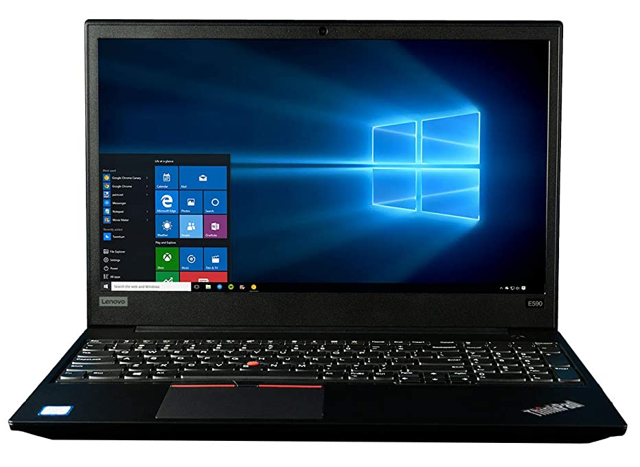 CUK ThinkPad E590 Notebook (Intel Core i5-8265U, 8GB RAM, 1TB SSHD, 15.6