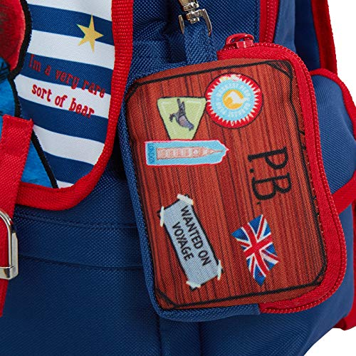 Product Image 6: Paddington Bear Kids Luxury Backpack Satchel Travel Case + Detatchable Wallet Purse Boys Girls School Book Bag