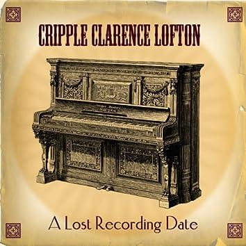 A Lost Recording Date