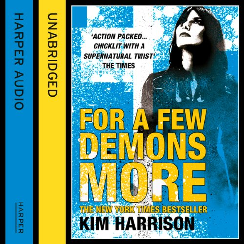 Rachel Morgan: The Hollows (5) - For a Few Demons More audiobook cover art