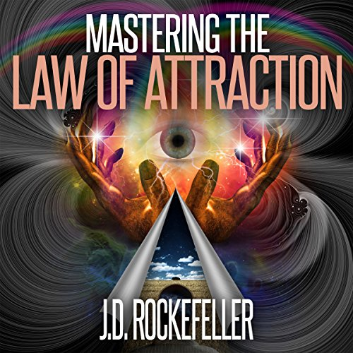 Mastering the Law of Attraction audiobook cover art