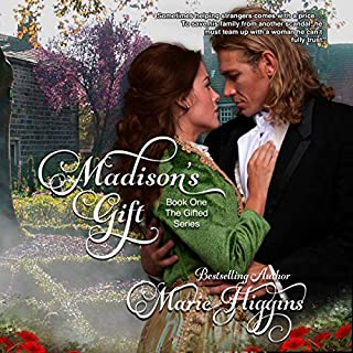 Madison's Gift audiobook cover art