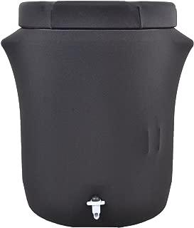 Cooler Cover, Decorative Bartending Supply - 10 Gallon Drink Dispenser – Black
