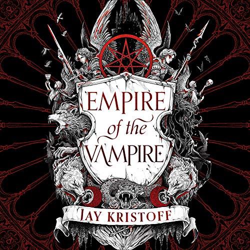 Couverture de Empire of the Vampire