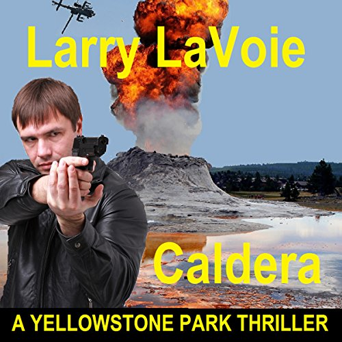 Caldera audiobook cover art
