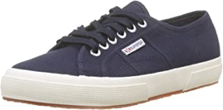 Superga Womens 2750 Cotu Classic Navy Canvas Trainers 36 EU