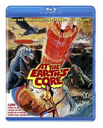 At the Earth's Core [Blu-ray]