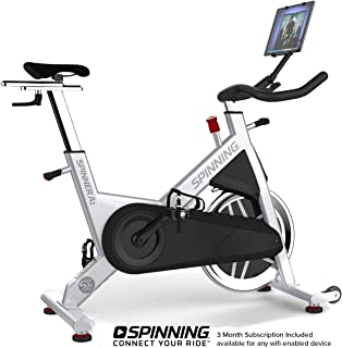 SPINNING Spinner A1 Indoor Cycling Chain Drive Spin Bike with Digital Subscription