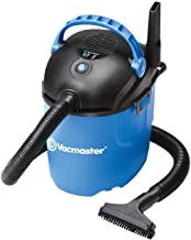 Vacmaster, VP205, 2.5 Gallon 2 Peak HP Portable Wet/Dry Shop Vacuum, Blue