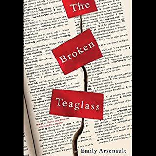 The Broken Teaglass audiobook cover art