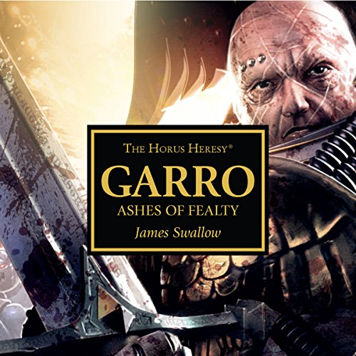 Garro: Ashes of Fealty cover art