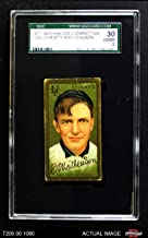 1911 T205 Christy Mathewson New York Giants (Baseball Card) SGC 2 - GOOD Giants