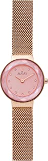Skagen Women's Quartz Watch analog Display and Stainless Steel Strap, SKW2768