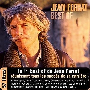 Best of Jean Ferrat - 57 titres