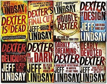Jeff Lindsay Novel Dexter Series Collection 8 Books Set  Dexter