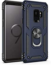 Samsung Galaxy S9 Plus Case,Amuoc [ Military Grade ] 15ft. Drop Tested Protective Case | Kickstand | Compatible with Samsu...