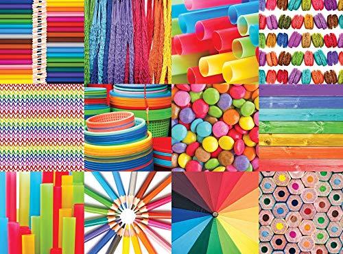 1000 piece collage puzzles - 4