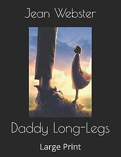 Daddy Long-Legs: Large Print