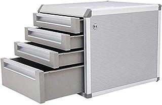 Armoires de bureau A4 en alliage d'aluminium Armoire de données avec tiroir de serrure Armoire de bureau Armoire de rangem...