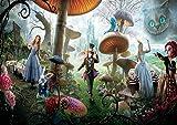 My Little Poster Plakat Tim Burton Alice im Wunderland