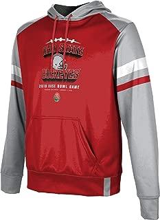 ProSphere Rose Bowl - Ohio State University Men's Pullover Hoodie, School Spirit Sweatshirt (Old School)