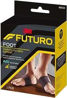Futuro Therapeutic Arch Support, Black, Adjustable