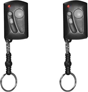 Linear GT-31 3-Channel Genie Compatible Key Ring Transmitter (2 Pack)