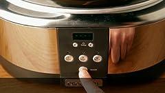 Amazon.com: Crockpot SCCPBPP605 próxima generación olla de ...