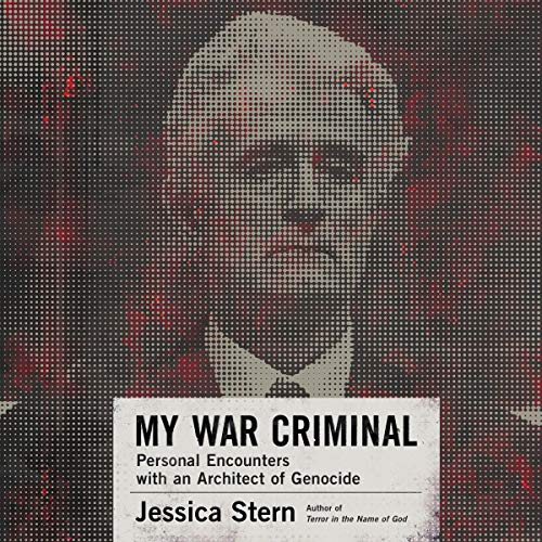My War Criminal audiobook cover art