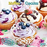 Muffins and Cupcakes 2017: Kalender 2017 (Artwork Edition)