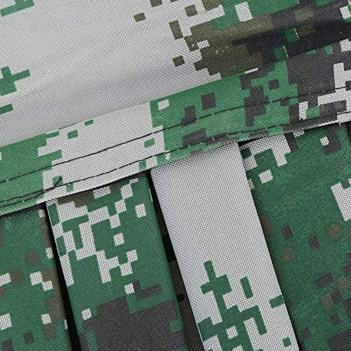FOLOSAFENAR con 16 Bolsas de Arena Chaleco de Entrenamiento Ajustable con Peso Chaleco de Entrenamiento con Peso para Entrenamiento Militar/policial