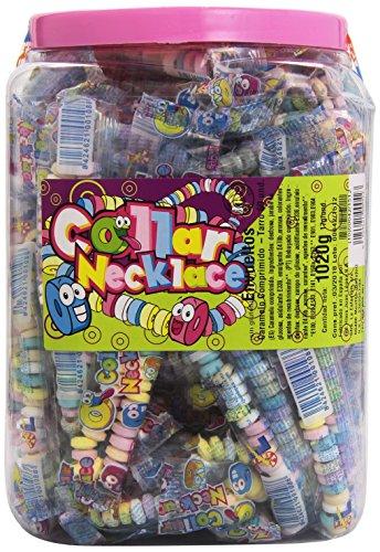 Collar - Envueltos - Caramelo comprimido - 1020 g