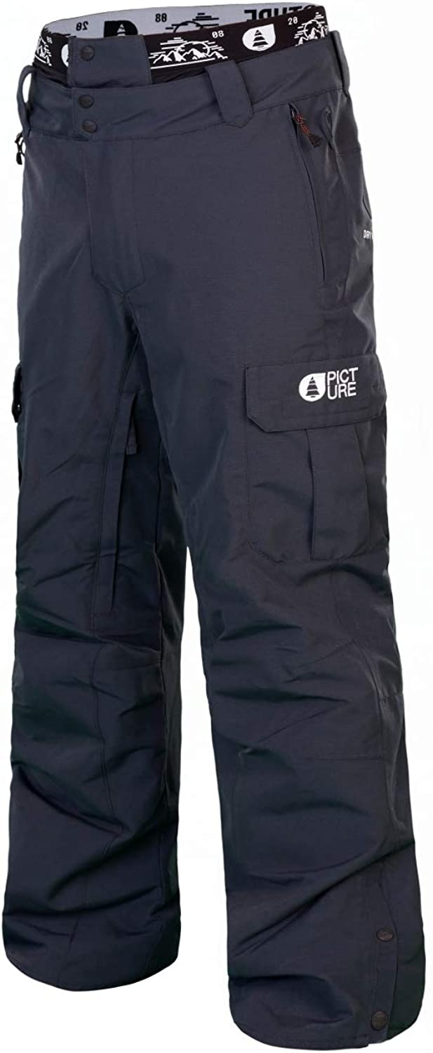 Picture Men's Snowboard Trousers bluee S