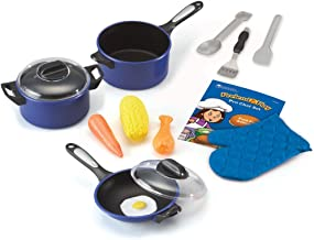Learning Resources Top-Chef Kitchen Gear Designed to Look Like The Real Thing (Renewed)