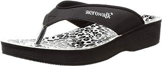 AEROWALK 0888 Silver Fashion Slippers