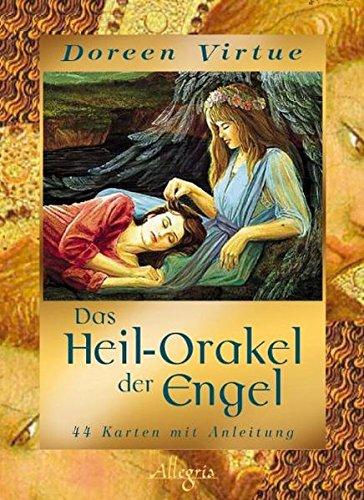 Das Heilorakel der Engel: 44 Karten mit Anleitung - Limitierte Gold-Edition