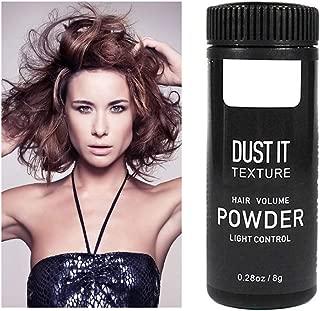 Hair Styling Powder Fluffy Hair Volumizing Powder Mattifying Matte Texturizing Hair Styling Powder