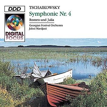 Tchaikovsky: Symphony No. 4 in F minor; Romeo and Juliet