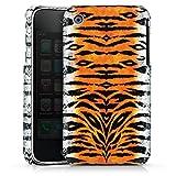 Coque Compatible avec Apple iPhone 3Gs Étui Housse Tigre Fourrure Peau De Tigre
