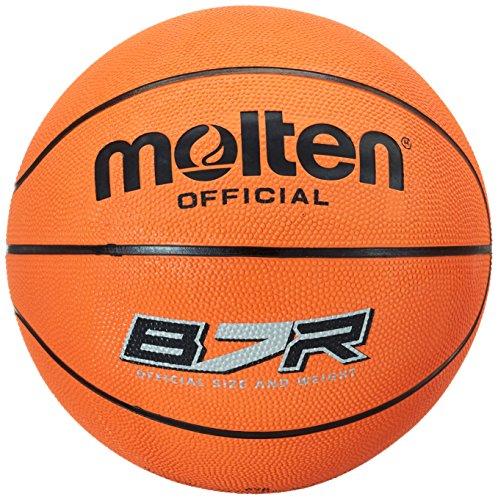 Molten Unisex's Training Basketball Ball Gr. 7 Orange