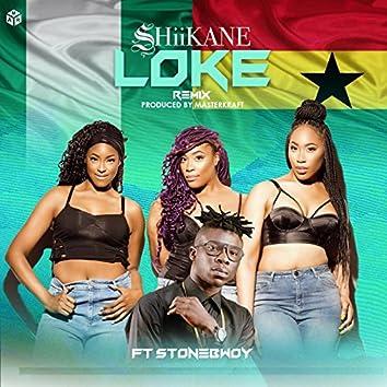 Loke (Remix) [feat. StoneBwoy]